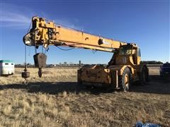 Grove RT-63S 4x4 Rough Terrain Crane