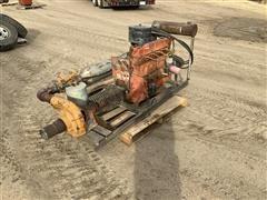 Chevrolet Inline 6 292 Tailwater Pump