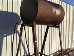 Overhead Fuel Tank