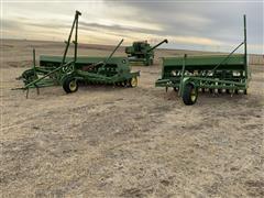 John Deere 9300 Hoe Drills