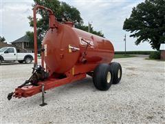 2003 Calumet 2750 Vacuum Tank