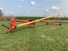 Westfield 8x71 Swing Hopper Auger
