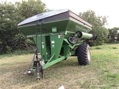 Unverferth Brent 880 Grain Cart