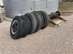 Ford Differential/Axle & Tires/Rims