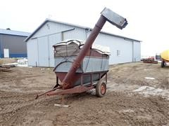 Heider 2 Front Unload Feeder Wagon