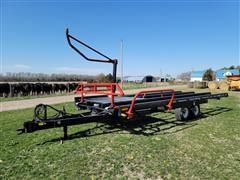 Farm King 2400 T/A Bale Hauler
