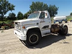 1974 Chevrolet C65 S/A Cab & Chassis