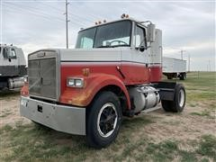 1987 White/GMC WCM64 Day Cab S/A Truck Tractor