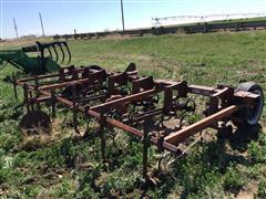 Farmhand 6-Row Crop Cultivator