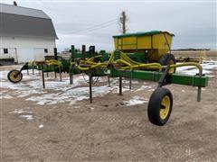 Newmatics Fast CS12 Dry Fertilizer Applicator