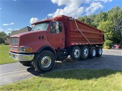 2000 Sterling LT9513 Quad/A Dump Truck