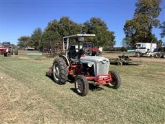 1948 Ford 8N 2WD Tractor W/mower