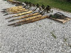 Roll-A-Cone Downed Corn Header Attachment