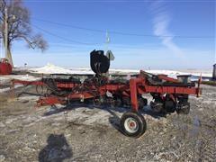 """Case IH 900 8R30"""" End Wheel Planter W/Case 1200 Row Units"""