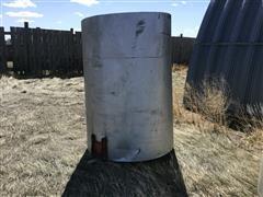 Homemade 120 Bushel Grain Tank
