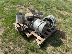 Spread-All Aeration Fans & Couplers