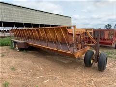 H&S 24' Feeder Wagon
