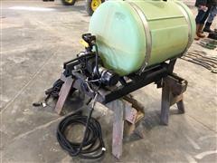 Direct Liquid Injector Unit W/Controller