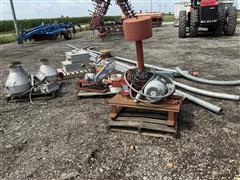 Dmc /Brook Universal Blower/TransFer 700 Grain Vac/Cleaner