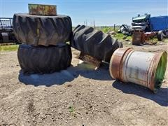 Steiger 30.L-32 Tires & Rims