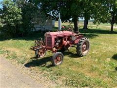 Farmall A 2WD Tractor