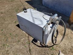 Delta 484000 Fuel Tank & Pump