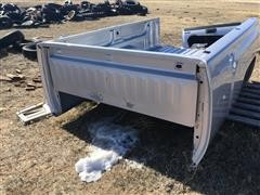 2011 Chevrolet 2500 Longbed Pickup Box W/Bumpers