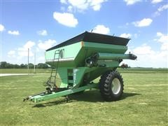 Parker 614 Series II Grain Cart