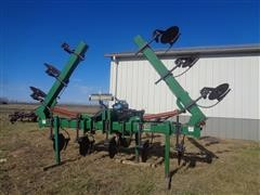 "Yetter 12R30"" Coulter Knife Injector Applicator"