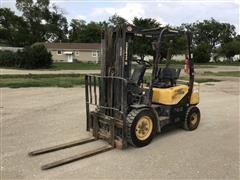 2000 Daewoo D25S-3 Forklift
