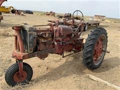 1951 International Farmall H Tractor