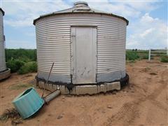 Butler 500 Bu Grain Bin