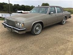 1984 Buick LeSabre Limited Passenger Car