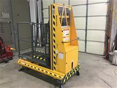 2002 Bil-Jax Workforce XLT-1571 DC Electric Hydraulic Lift Platform