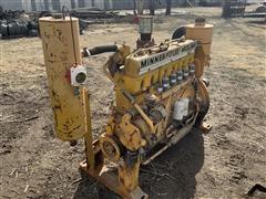 Minneapolis Moline HD800A-6A Power Unit