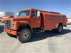 1984 International 1954 S/A 2000 Gallon Fuel Truck
