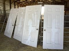 "Masonite 35 3/4"" X 79"" Doors"