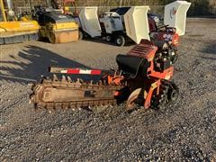 2013 DitchWitch RT20 Walk Behind Trencher
