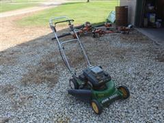 John Deere 14 SB Self Propelled Push Mower