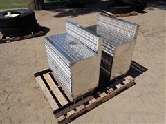 Peterbilt Step Boxes