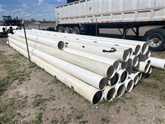 """Poly 10"""" Gated Pipe"""