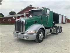 2014 Peterbilt 384 T/A Truck Tractor