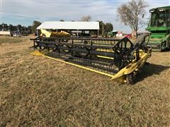 2011 Honey Bee SP25R Draper Rice Belt Header