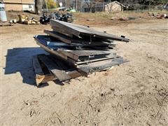 Flatbed Truck Side Boards
