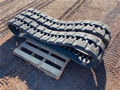 "John Deere Skid Steer Tracks 1pr - 12"" Wide"