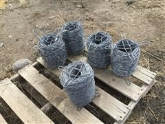Partial Rolls Of Wire