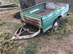 Pickup Box Trailer