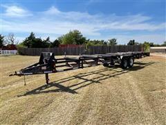 Big Tex 12PT-40BK T/A Pipe Transport Trailer