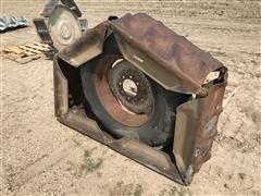 Agri-TRAC Irrigation Wheel/Tire