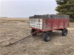 Dohrman Wooden Wagon